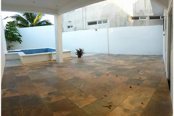 Foto de casa en venta en 25 76, puente de la unidad, carmen, campeche, 8632760 No. 03