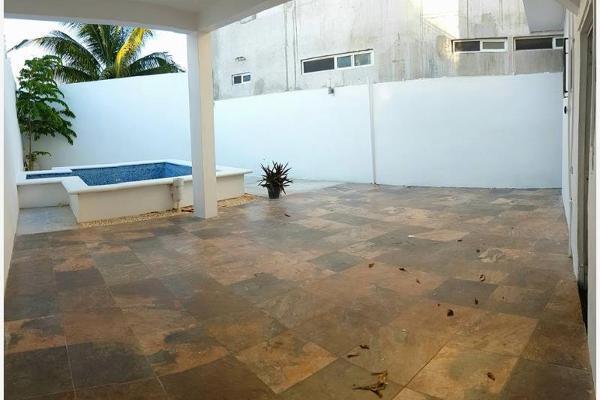 Foto de casa en venta en 25 76, 1 de mayo (playón), carmen, campeche, 8632760 No. 03