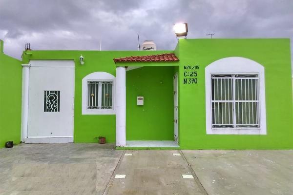 Foto de casa en venta en 25 , campestre san francisco, tizimín, yucatán, 6151121 No. 01