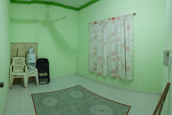 Foto de casa en venta en 25 , campestre san francisco, tizimín, yucatán, 6151121 No. 04