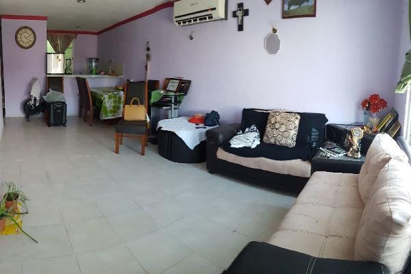 Foto de casa en venta en 25 , campestre san francisco, tizimín, yucatán, 6151121 No. 07