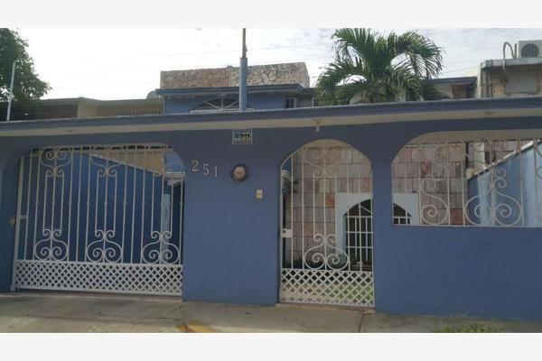Foto de casa en venta en paseo de las flores 251, el recreo, centro, tabasco, 2676420 No. 01