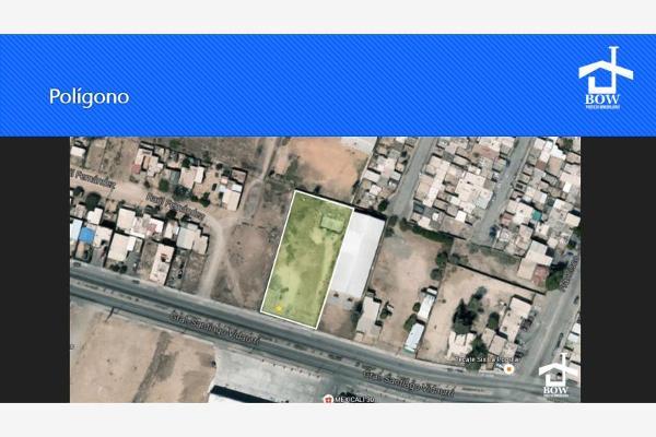 Foto de terreno comercial en venta en santiago vidaurri 259, los naranjos, mexicali, baja california, 2693680 No. 03