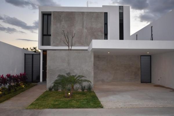 Foto de casa en venta en 26 , conkal, conkal, yucatán, 8899863 No. 01