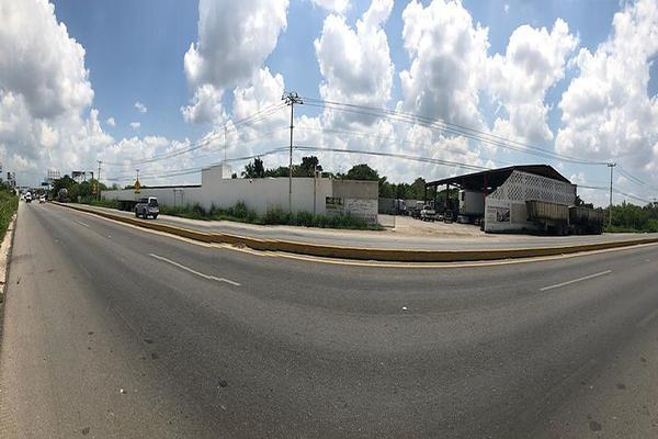 Foto de terreno comercial en venta en 27 , cholul, mérida, yucatán, 14027486 No. 01