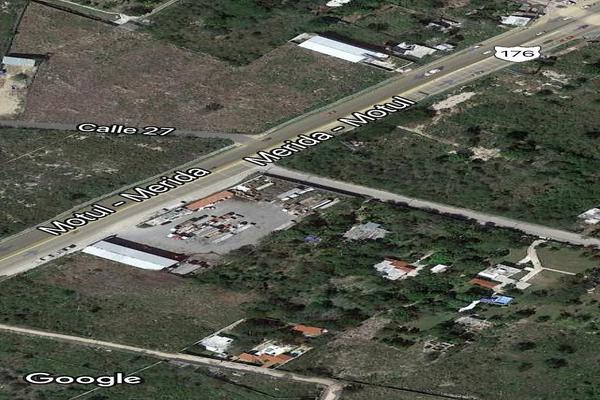 Foto de terreno comercial en venta en 27 , cholul, mérida, yucatán, 14027486 No. 16