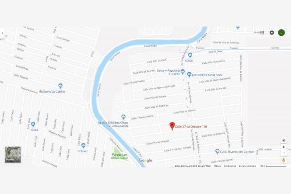 Foto de casa en venta en 27 de octubre 120, riveras del carmen, reynosa, tamaulipas, 5663127 No. 05