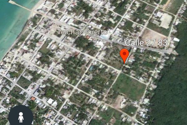 Foto de terreno habitacional en venta en 27 , telchac puerto, telchac puerto, yucatán, 3431296 No. 01