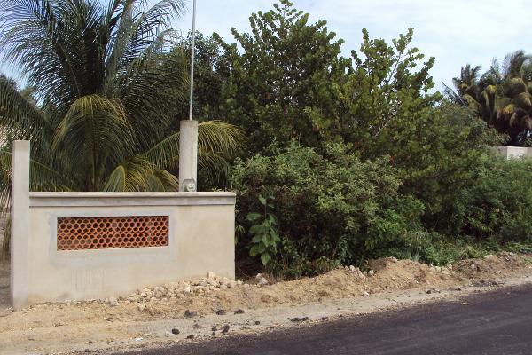 Foto de terreno habitacional en venta en 27 , telchac puerto, telchac puerto, yucatán, 3431296 No. 03