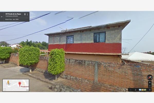 Foto de casa en venta en calzada de los reyes 27 priv. tlaltenango, tetela del monte, cuernavaca, morelos, 3079673 No. 01