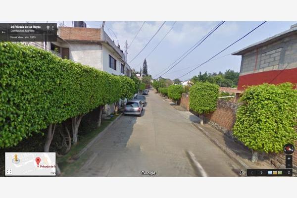Foto de casa en venta en calzada de los reyes 27 priv. tlaltenango, tetela del monte, cuernavaca, morelos, 3079673 No. 02