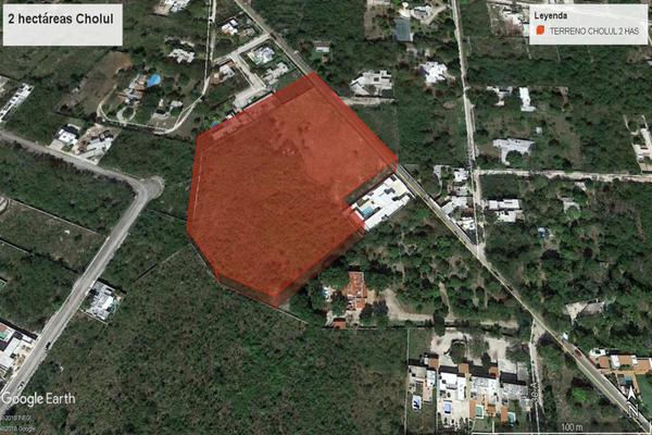 Foto de terreno habitacional en venta en 28 diagonal , cholul, mérida, yucatán, 9254945 No. 01