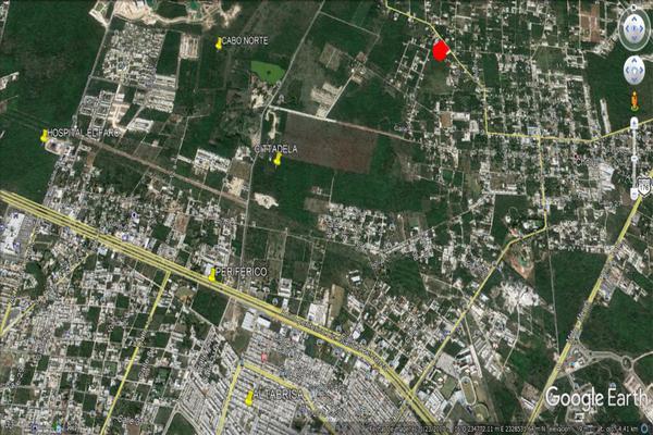 Foto de terreno habitacional en venta en 28 diagonal , cholul, mérida, yucatán, 9254945 No. 03