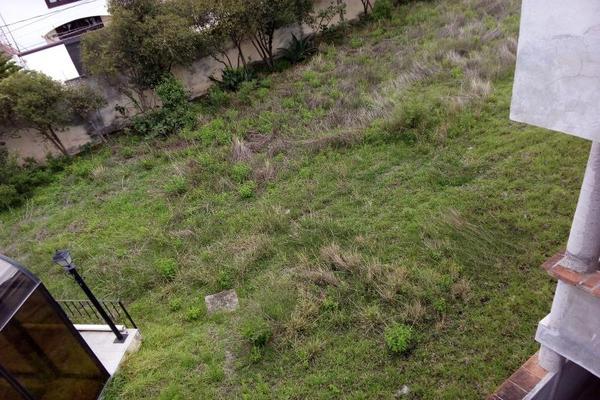 Foto de casa en venta en 28 prolongacion hispanosuiza 0, villa satélite calera, puebla, puebla, 7937902 No. 20