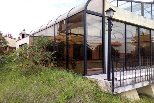 Foto de casa en venta en 28 prolongacion hispanosuiza 0, villa satélite calera, puebla, puebla, 7937902 No. 39
