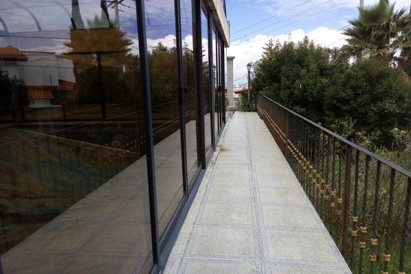 Foto de casa en venta en 28 prolongacion hispanosuiza 0, villa satélite calera, puebla, puebla, 7937902 No. 42