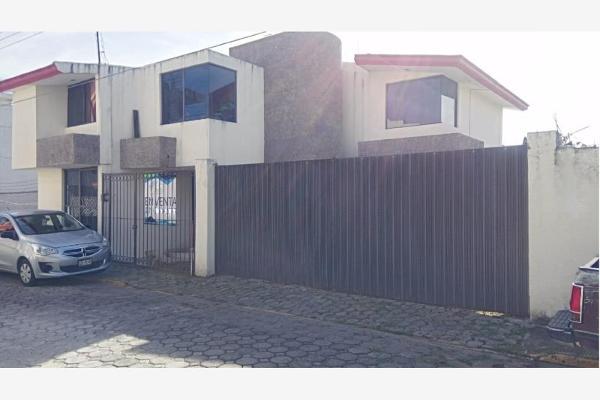 Foto de casa en venta en 29 poniente 1211, cholollan, san pedro cholula, puebla, 5824339 No. 01