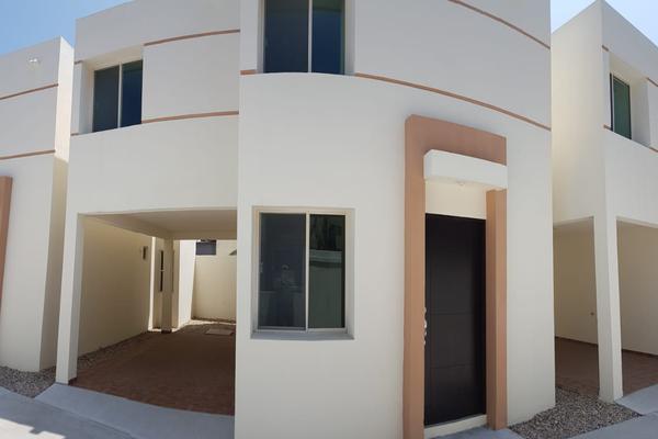 Foto de casa en venta en 2a. avenida , bugambilias, tampico, tamaulipas, 8381597 No. 01