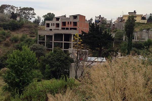 Foto de terreno habitacional en venta en 2a. cerrada de juárez 132, lomas de memetla, cuajimalpa de morelos, distrito federal, 2650410 No. 01