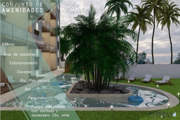 Foto de departamento en venta en 2c , chicxulub puerto, progreso, yucatán, 0 No. 02