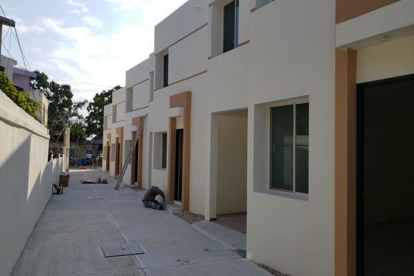 Foto de casa en venta en 2da avenida 279, bugambilias, tampico, tamaulipas, 8451681 No. 01