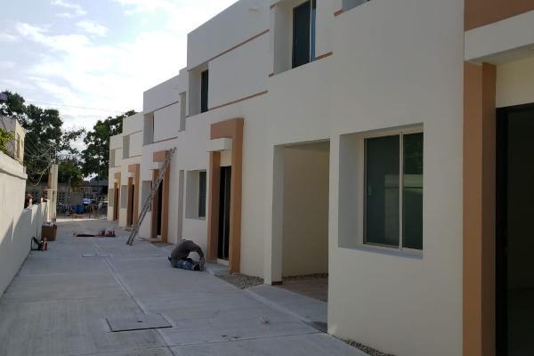 Foto de casa en venta en 2da avenida 308, villahermosa, tampico, tamaulipas, 8451681 No. 01