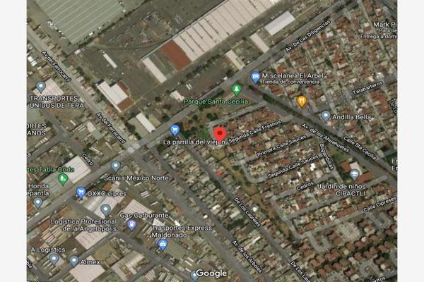 Foto de casa en venta en 2da calle de fresnos 21, jardines santa cecilia infonavit, tlalnepantla de baz, méxico, 0 No. 03