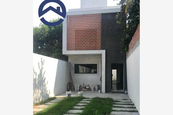Foto de casa en venta en 3 4, nueva delicias, tuxtla gutiérrez, chiapas, 5307785 No. 01