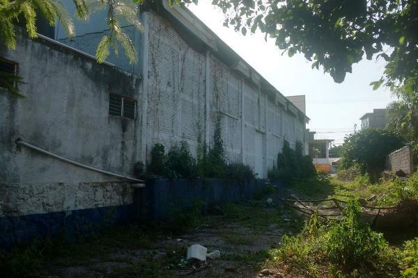 Foto de nave industrial en venta en  , 3 de mayo, emiliano zapata, morelos, 5875609 No. 08