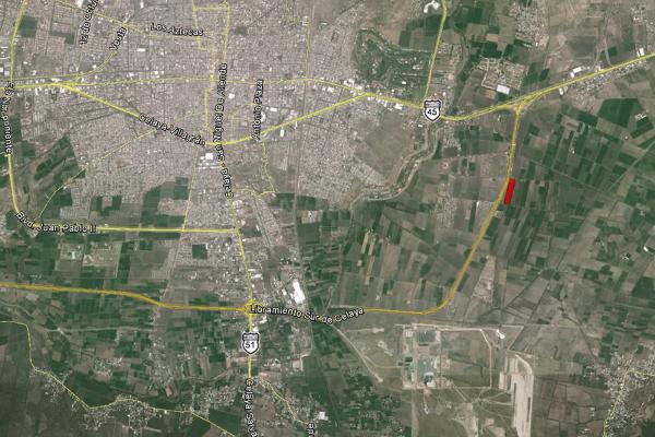 Foto de terreno habitacional en venta en  , 3 guerras, celaya, guanajuato, 2734887 No. 01