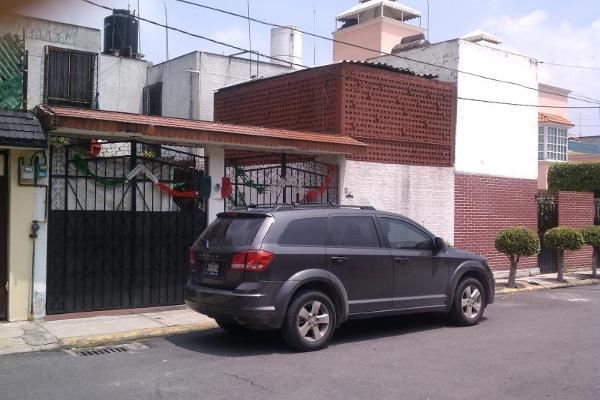 Foto de casa en venta en cerres 3, las rosas, tlalnepantla de baz, méxico, 2697384 No. 01