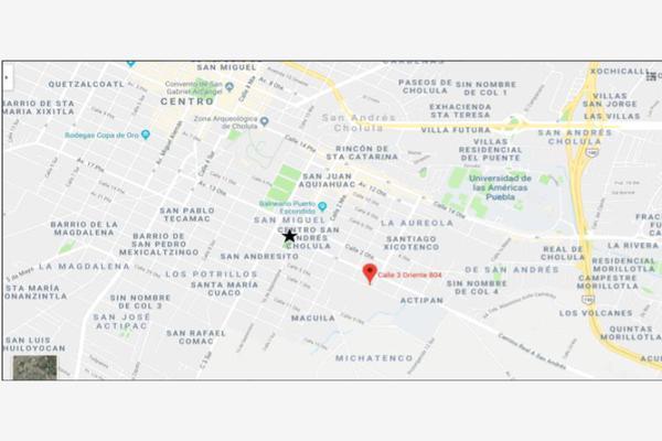 Foto de casa en venta en 3 oriente 804, santiago xicohtenco, san andrés cholula, puebla, 6132203 No. 02
