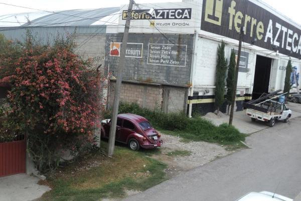Foto de terreno habitacional en venta en carretera tula refineria 31, el llano 1a sección, tula de allende, hidalgo, 382999 No. 05