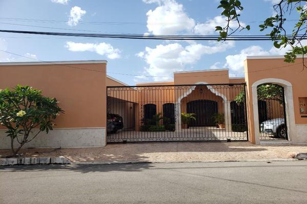 Foto de casa en venta en 31 , san ramon norte i, mérida, yucatán, 14663902 No. 01