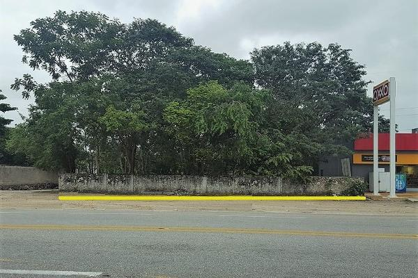 Foto de terreno habitacional en renta en 33 , sucila, sucilá, yucatán, 14027890 No. 01
