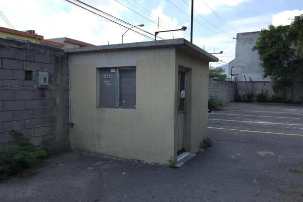 Foto de terreno habitacional en renta en 333 11, talleres, monterrey, nuevo león, 0 No. 06