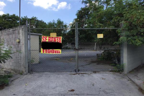 Foto de terreno habitacional en renta en 333 11, talleres, monterrey, nuevo león, 0 No. 09