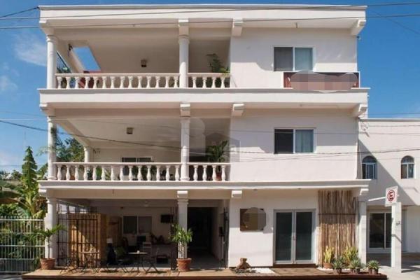 Foto de edificio en renta en 35 , playa del carmen, solidaridad, quintana roo, 18576777 No. 01