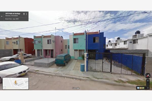 Foto de casa en venta en valle de santiago 3582, campestre i, reynosa, tamaulipas, 3070948 No. 01
