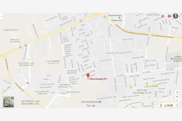 Foto de casa en venta en valle de santiago 3582, campestre i, reynosa, tamaulipas, 3070948 No. 04