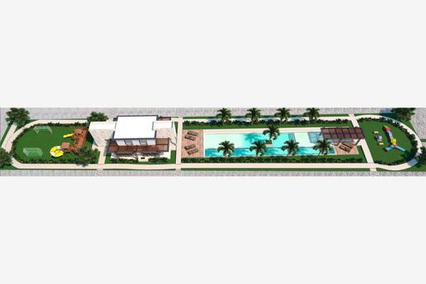Foto de terreno habitacional en venta en 36 1, cholul, mérida, yucatán, 0 No. 03