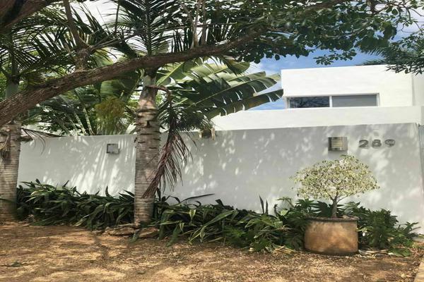 Foto de casa en renta en 36 , san ramon norte i, mérida, yucatán, 20539081 No. 01