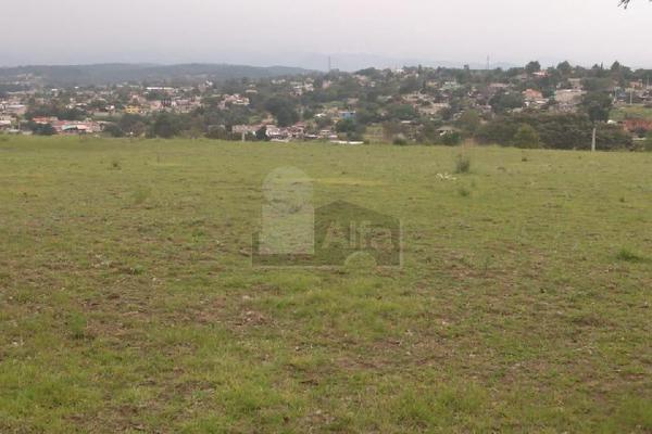 Foto de terreno habitacional en venta en 36 z–1 p1/2 , benito juárez 1a. sección (cabecera municipal), nicolás romero, méxico, 9246585 No. 04