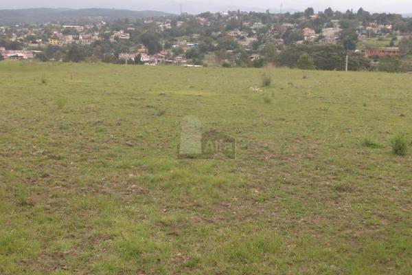 Foto de terreno habitacional en venta en 36 z–1 p1/2 , san miguel hila, nicolás romero, méxico, 9246585 No. 01
