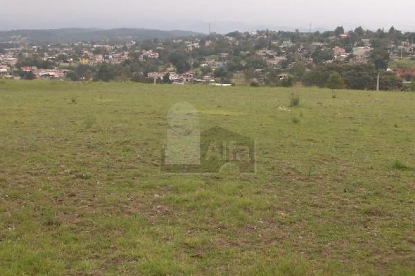 Foto de terreno habitacional en venta en 36 z–1 p1/2 , san miguel hila, nicolás romero, méxico, 9246585 No. 04