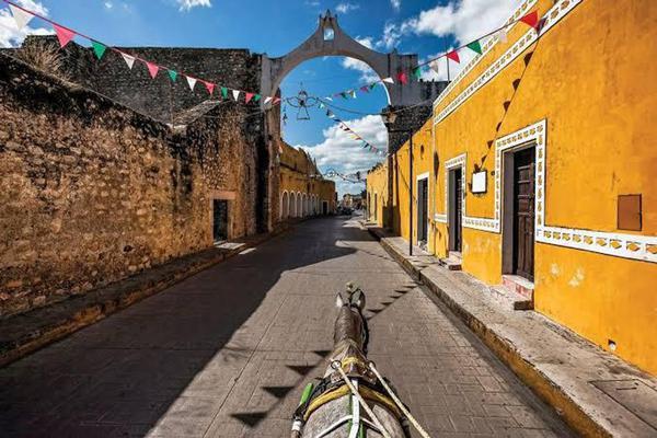 Foto de terreno habitacional en venta en 37 , izamal, izamal, yucatán, 0 No. 03
