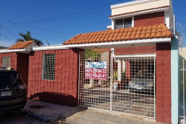 Foto de casa en venta en 38 , residencial del norte, mérida, yucatán, 8854532 No. 01