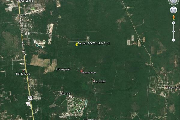 Foto de terreno industrial en venta en 39 178, misne iii, mérida, yucatán, 8451087 No. 02