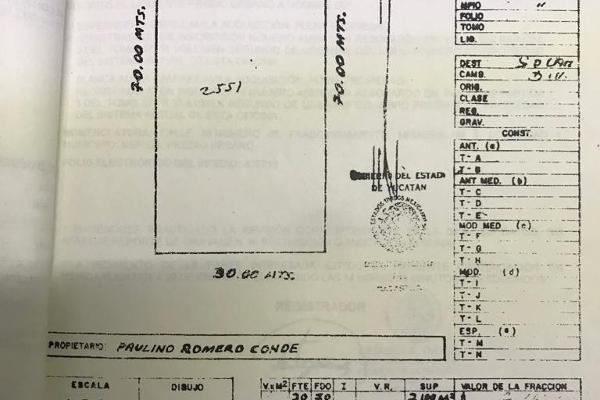 Foto de terreno industrial en venta en 39 178, misne iii, mérida, yucatán, 8451087 No. 03