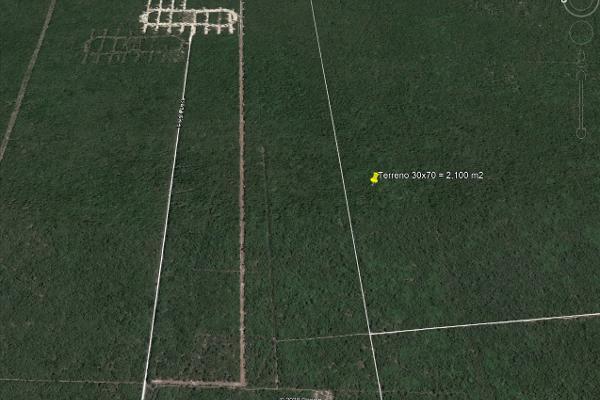 Foto de terreno industrial en venta en 39 178, misne iii, mérida, yucatán, 8451087 No. 04
